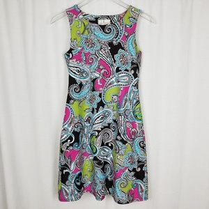Jude Connally Beth Paisley Dress